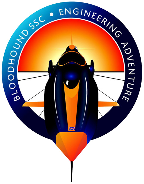 Official Bloodhound SSC Logo