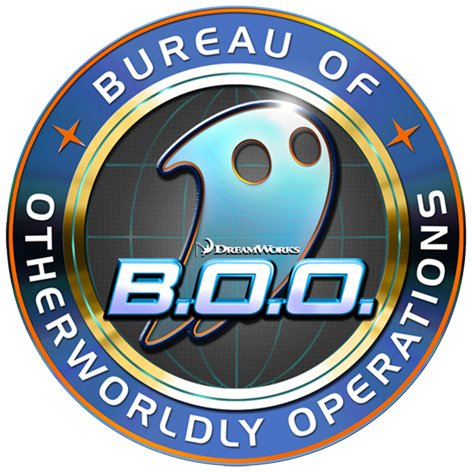 Official B.O.O Logo