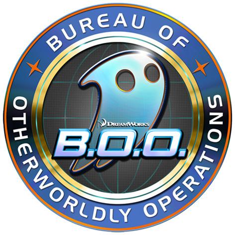 Official B.O.O Logo