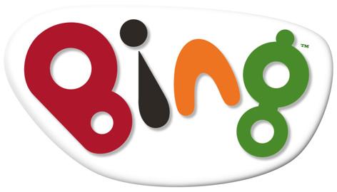 Official Bing Logo
