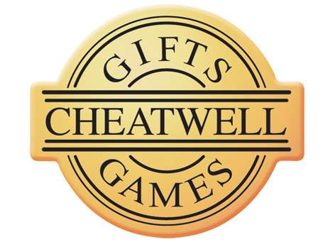 Official Cheatwell Games Logo