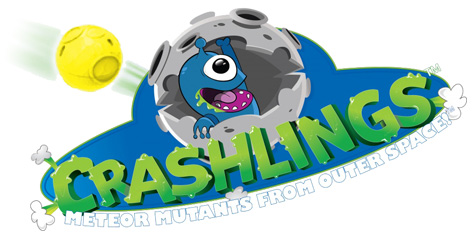Official Crashlings Logo