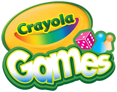 Official Crayola Games Logo