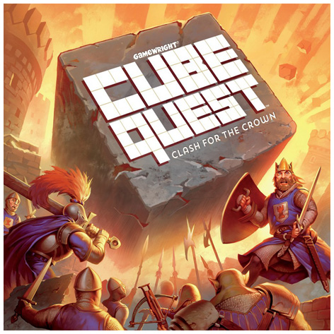 Official Cube Quest Artwork