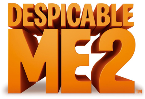 Despicable Me 2 Logo