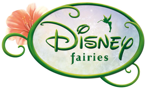 Official Disney Fairies Logo