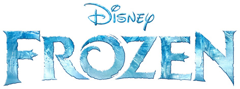 Official Frozen Logo