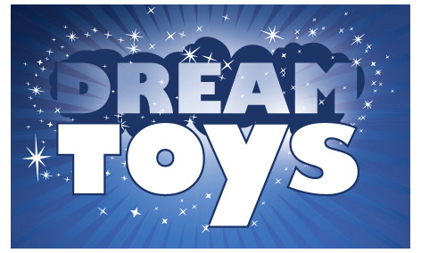 Official Dream Toys Logo