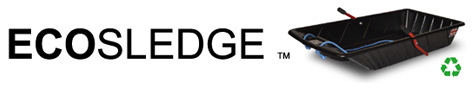 The Official Eco Sledge Logo