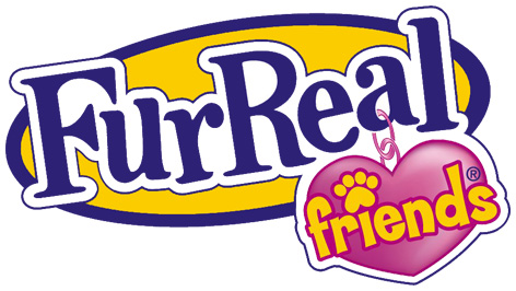The official FurReal Friends logo