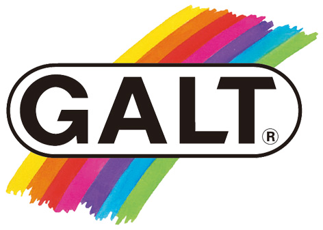 Official Galt Toys logo