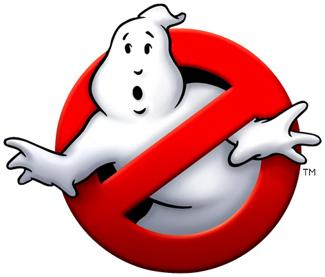 New Official Ghostbusters Logo