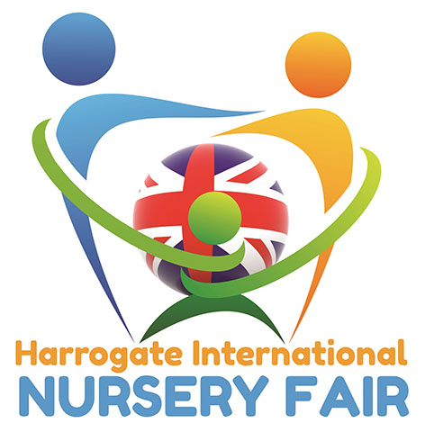 Official Harrogate Nursewry Fair Logo