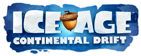 Official Ice Age Continental Drift logo