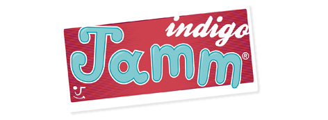 The Official Indigo Jamm Logo