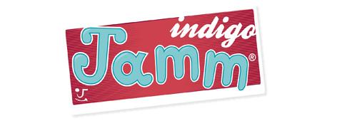 The Official Indigo Jamm Logo