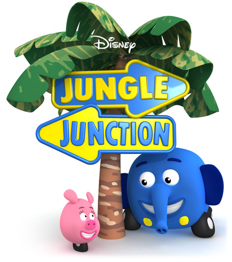 Official Jungle Junction Logo