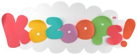 Official Kazoops Logo