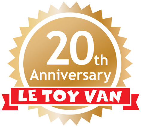 Official Le Toy Van Logo