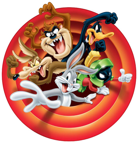Official Looney Tunes Logo