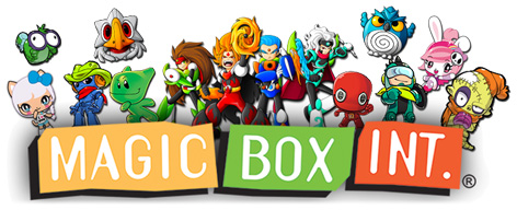 Official Magic Box Int Logo