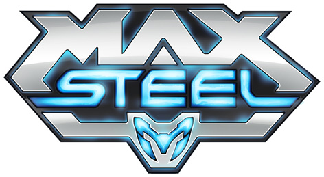 Official Max Steel Logo