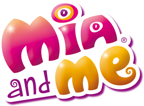 Official Mia and Me Logo