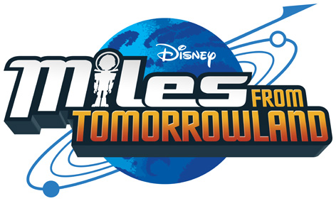 Official Miles From Tomorrowland Logo