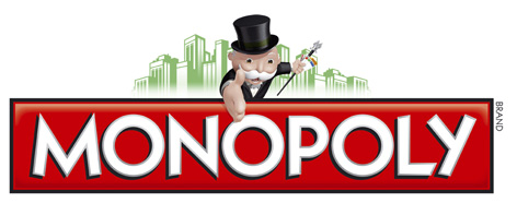 Official Monopoly logo