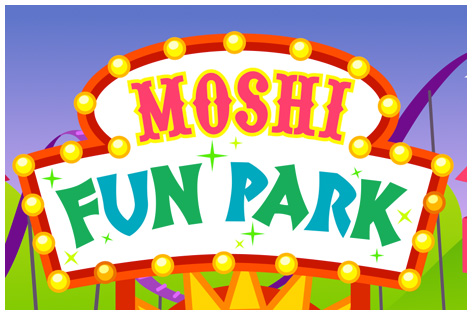 Official Moshi Fun Park Logo
