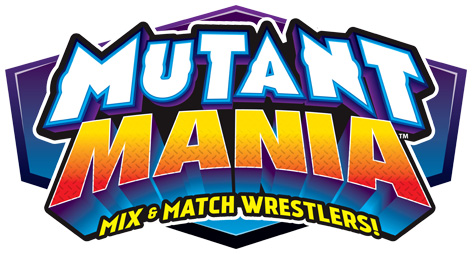 Official Mutant Mania Logo
