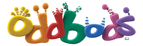Official Oddbods logo