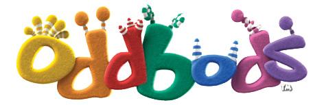 Official Oddbods logo