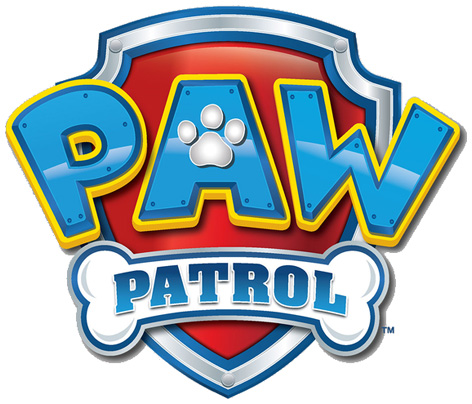 Official Paw Patrol Logo