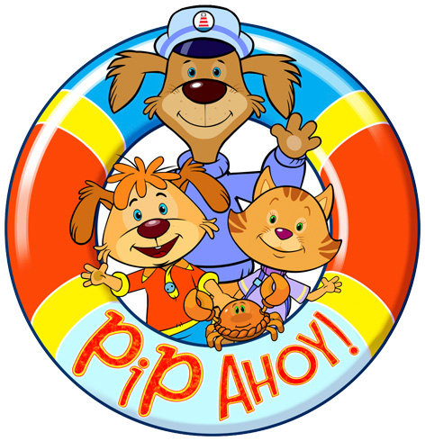 Official Pip Ahoy Logo
