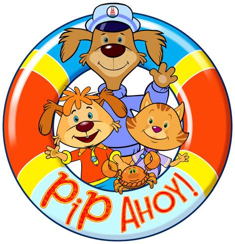 Official Pip Ahoy Logo