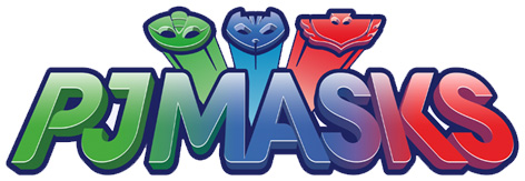 Official PJ Masks Logo