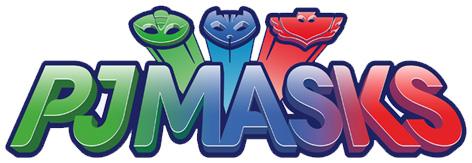 Official PJ Masks Logo
