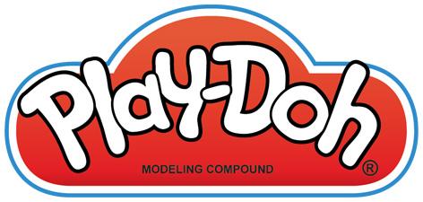 Official Play-Doh logo