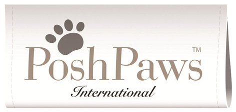 Official Posh Paws International logo