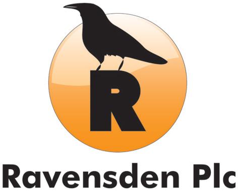 Official Ravensden Logo
