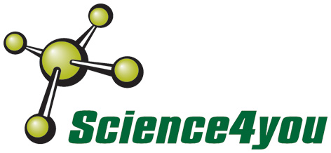 Official Science4you logo