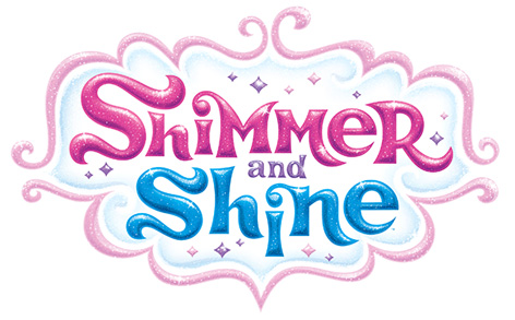 Official Shimmer and Shine logo