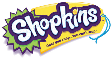 Official Shopkins logo