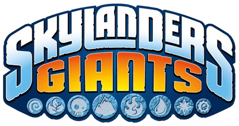 Official Skylanders Giant Logo