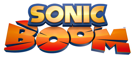 Official Sonic Boom logo