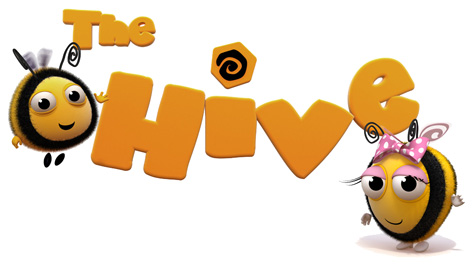 The Official Logo for The Hive
