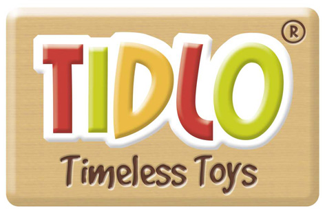 Official Tidlo Timeless Toys Logo
