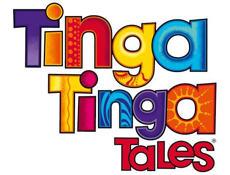 Official Tinga Tinga Tales Logo