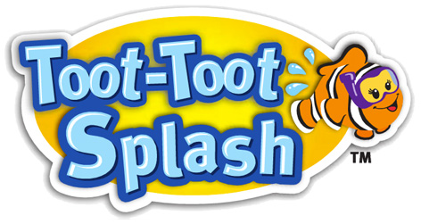 Official Toot-Toot Splash logo